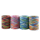 Cord Colorful Paper Rope For Gift Box Wrapping Packing DIY Craft Wedding Party