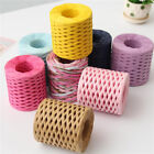 1 Roll 200M Raffia Paper Wrapping Twine Rope for Gift Packaging DIY Crafts