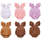 Baby Girls Romper Summer Jumpsuit Infant Clothes One-Pieces Casual Party Outfit
