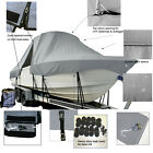 Blue Wave 2600 PureBay Center Console T-Top Hard-Top Fishing Storage Boat Cover