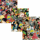 NCT DREAM HOT SAUCE/   1st Album PHOTO BOOK CD POSTER 2 Book Card F.Poster GIFT