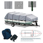 Crestliner 200 Chase CRUISE Trailerable pontoon Boat Waterproof Storage Cover