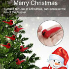 1pcs+Artificial+Red+Feathered+Birds+Christmas+Ornaments+Garden+decoratio_H4