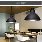 Modern Light Shade Ceiling Pendant Lamp Shades Chandelier Suspension Mount Cone