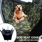 Waterproof Pet Carrier Middle For Car Anti Slip Dog Seat Cover Hammock Cushion