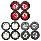 1/16 Rc Car Trunk Wheel Tire Spare Parts Accessories For Wpl D12