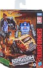 Transformers Kingdom Deluxe Huffer War for Cybertron Bonus Decals