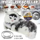 Adjustable Anti Flea and Tick Neck Collar For Dog Cat Pet 6 Months Protection