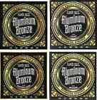 Ernie Ball Aluminum Bronze Acoustic Guitar Strings - with a choice of 4 Gauges