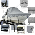 Boston Whaler 21 Conquest WalkAround T-Top Hard-Top Fishing Boat Storage Cover