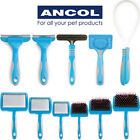 Ancol Dog Grooming Tools Brush Comb Scissors Rake Nail File Clippers Slicker