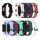 Soft Silicone Strap Replacement Watch Band for HUAWEI Band 4 / Honor...