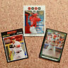 JOEY VOTTO ROOKIE (3) Lot 2008-12 TOPPS CHROME RC, BOWMAN CHROME, ARCHIVES REDS!