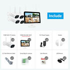 Surveillance Security Camera System CCTV Outdoor WIFI Home With 13