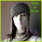 Belly Dance Bollywood Beaded Hat Headgear Dancing Costume AA09