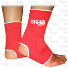 ANKLE SUPPORTS  PULLOVER INJURY MUAY THAI BOXING FOOT ANKLE BRACE SAFETY WRAP R