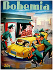 "113.Quality interior Design poster""Full Service Gas Station""d way used 2B.Art"