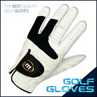 10 BRAND NEW MD GOLF MEN'S FINE CABRETTA LEATHER GLOVES