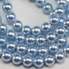 Swarovski Crystal Pearl 3mm 5810 Round Ball Light Blue