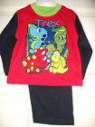 Boys Cotton Dinosaur pyjamas 6-12,12-18,18-23mth FREE Post