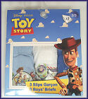 bn in box 3pk boys toystory briefs ages 2-3 4-5 6-8
