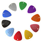 Metal Engraved Guitar Pick Plectrum Personalised Custom Present Gift