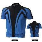 CDEAL Bicycle Cycling Short Sleeve Jersey