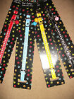Cat Collar Dimante with matching bell Red, Black or Yellow FREE P + P