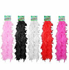 FEATHER BOA COSTUME ACCESSORY FANCY DRESS BURLESQUE SHOWGIRL DANCER COSTUME HEN