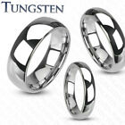 Tungsten Wedding Ring Band Size 4.5,5,5.5,6,6.5,7,7.5,8,9,10,11,12,13,14 (f35)