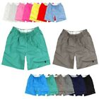 Mens Athletic Training Running plain Shorts w/ Elastic Waist Sport Pants 13color