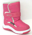 GIRLS SNOW / WINTER BOOT WITH VELCRO FASTENING STRAP ( H4069)