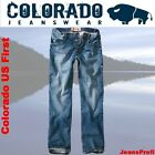 Colorado US First Jeans MEDIUM WORN IN Herrenjeans W36 38 40 42 L 30 32 34 36 38