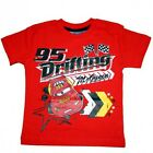 Disney Cars - T-Shirt rot Gr.98-128
