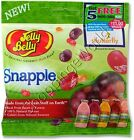 SNAPPLE MIX Jelly Belly Beans 1to12 = 3.1oz ~ Candy ~ Best Stuff on Earth