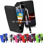 FLIP CASE POUCH PU LEATHER COVER FOR SAMSUNG GALAXY CORE PRIME SM-G360 MOBILE