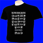 Big Bang Theory T-Shirt Sheldon Cooper Rock Paper Scissors Lizard Spock TBBT V3