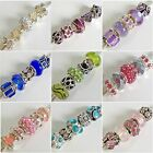 Coruscating & Sparkling ~ 5 Mix of Charm Beads for Snake Bracelet or Necklace