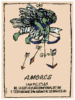 Amores Cuban movie Decoration Poster. Graphic Art. Interior Design. Cupid 3016