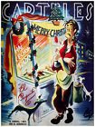 """196.Cuban Quality interior Design poster""""Cuquito Can't Celebrate Christmas""""poor"""