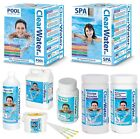 Bestway ClearWater Lay-Z-Spa, Swimming Pool, Spa & Hot Tub Chemicals & Kits