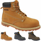 NEW MENS WALKLANDER SAFETY WORK BOOTS SHOES TRAINERS STEEL TOE CAPS RRP £49.99
