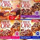 Fiber One Chewy Chocolate & Oats Granola Cereal Bars Good Daily Fiber ~ Pick One