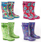 Osprey Ladies Festival Camping Wellies Rain Snow  Womens Wellingtons Boots