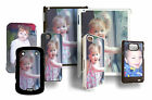personalised photo case iphone ipad ipod galaxy S2 S3 note blackberry curve