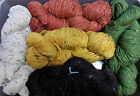 FREIES PORTO  200g Irish Aran Tweed 100% Donegal Garne Strickwolle aus Irland