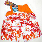 New 1Pair ZeroXPosur Swimming Board Shorts Trunk Lined Boys Various Sizes&Colors