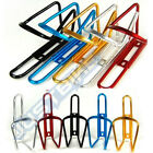 Cycling bike bicycle aluminum alloy Water Bottle Holder Cages 5 color + 2 screws