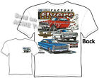 Factory Muscle Cars T Shirts Ford Racing Shirt 64 65 66 67 Tee Sz M L XL 2XL 3XL