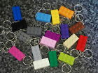 Lego Brick 2x4 Stud Key Ring  Key Chain - Choose Your Keyrings Colour
